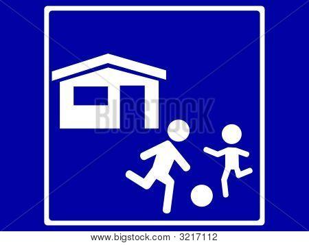 Bambini E Pallone