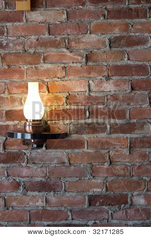 Old-fashioned Sconce
