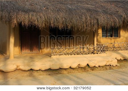 Farmer House In Chitwan