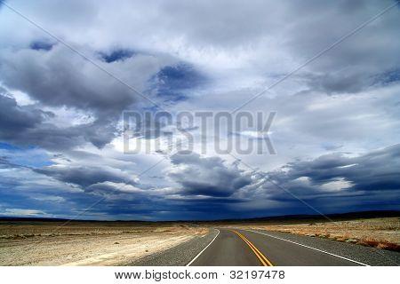 Patagonian Road