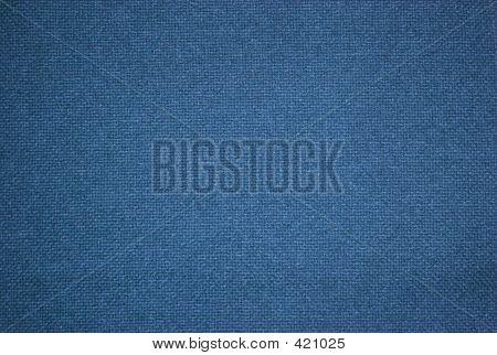 Tela de fondo azul