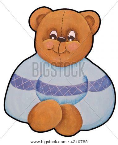 Smiling Teddy Bear