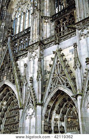 Fragmente Kölner Dom