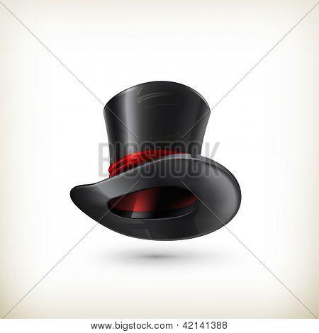 Cylinder hat, bitmap copy
