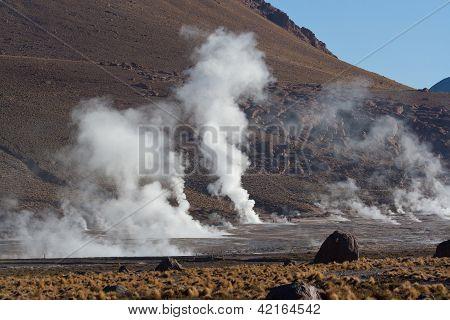 Volcanic Hot Spot