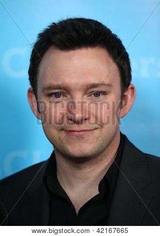 LOS ANGELES - JAN 06:  NATE CORDDRY arriving to TCA Winter Press Tour 2012: NBC Party  on January 06, 2012 in Pasadena, CA