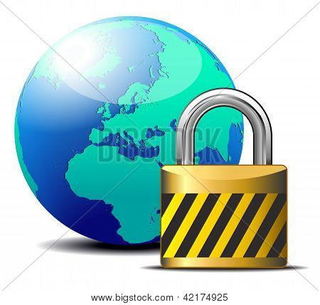 Secure Internet lock - Internet Surfing Protection