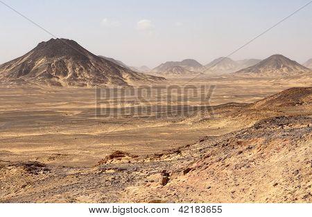 Libyan Desert