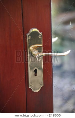 A Locked Door
