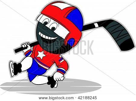 2_hockey Puck