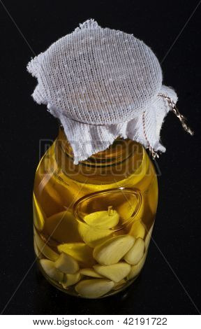 amazing fragrant tangy homemade infused garlic olive oil