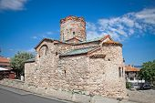 St. John The Baptist church in Nesebar old town, Bulgaria. Dated back 10th century.