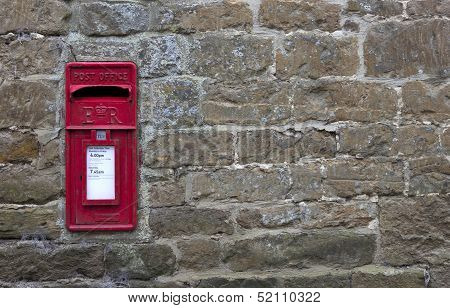 Post box background