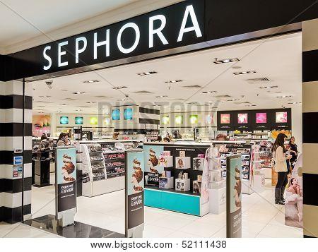 Sephora Perfume Shop