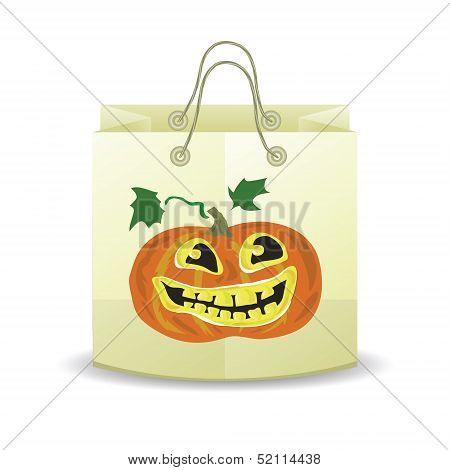 Halloween Shopping Bag