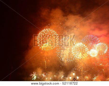 Venetian fireworks