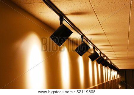 Large underground tunnel