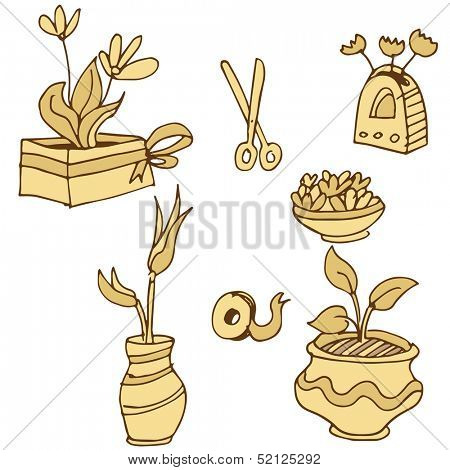 An image of plant containers.