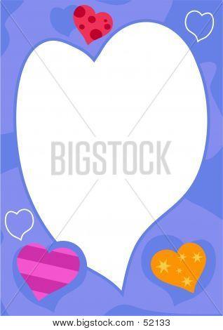 Love Frame poster