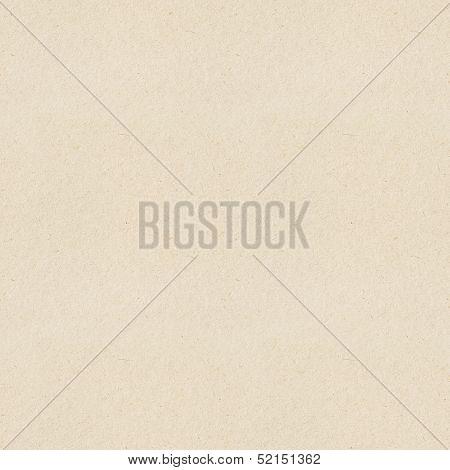 Seamless Kraft Paper Texture