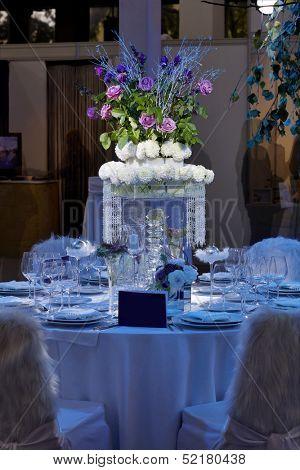 Wedding Centerpiece Table