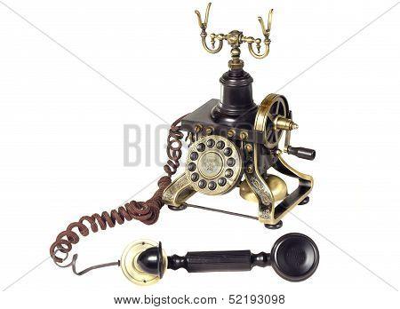 Old Telephone Hook
