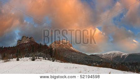 Rozsutec - Nice Peak In Smal Fatra