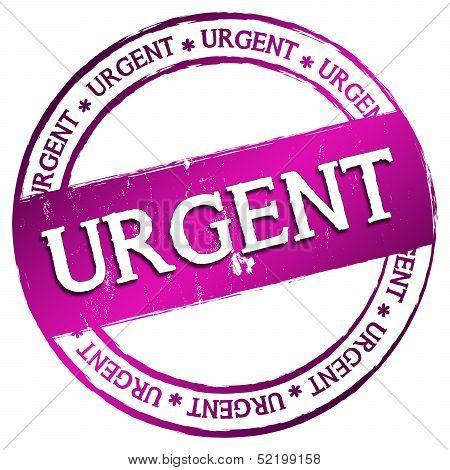 New Stamp - Urgent
