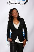 LOS ANGELES - OCT 8:  Aisha Tyler at the CBS Daytime After Dark Event at Comedy Store on October 8,
