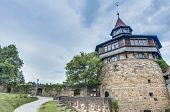 Esslingen Am Neckar Castle's Big Tower, Germany