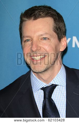 LOS ANGELES - MAR 22: Sean Hayes at the Geffen Playhouse's Annual 'Backstage At The Geffen' Gala at Geffen Playhouse on March 22, 2014 in Los Angeles, California