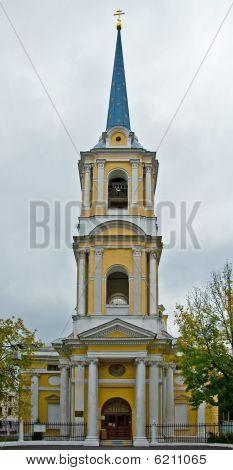 Voznesenia Church At Gorohovo Field