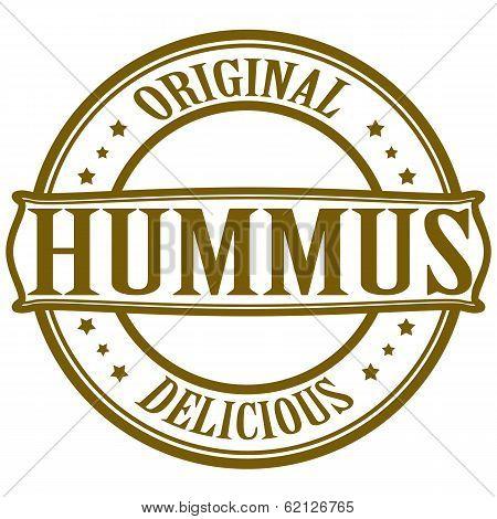 Organic hummus