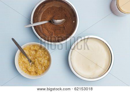 Making Cake - Cake Ingredients