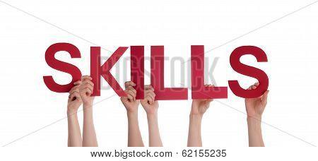 Hands Holding Skills