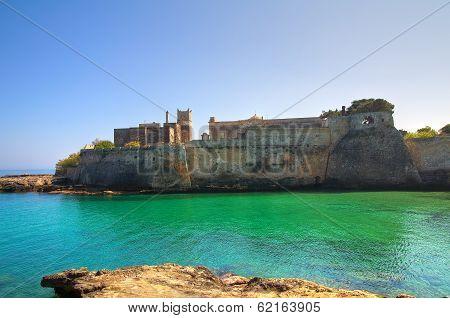 Abbey of St. Stefano. Monopoli. Puglia. Italy.
