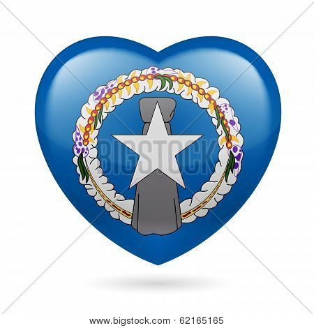 Heart icon of Northern Mariana Islands