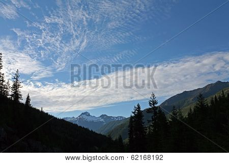 Cascade Mountain Range