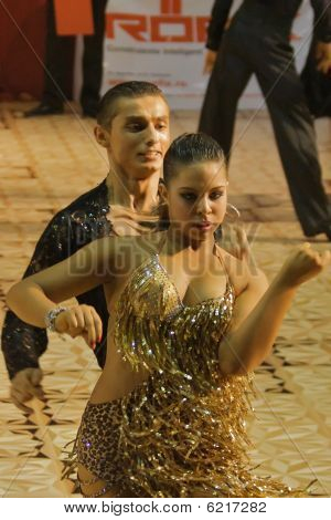 Open Latin Dance Contest, 19-35 years