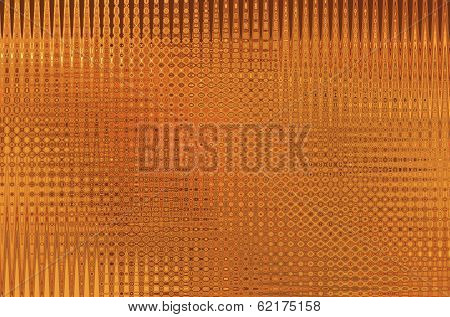 Beautiful Color Paper Pattern of Gold - Background and Screensaver Patterns