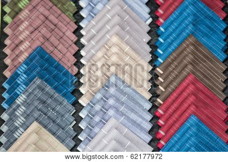 Sort Handkerchief Of Many Colors