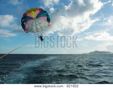Hawaii - Parachute