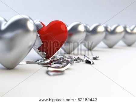 Metallic Hearts