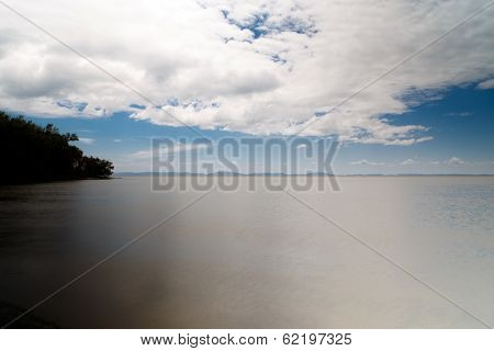 Ometepe Beach View With Sky