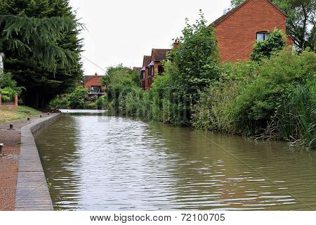 Canal In Stratford