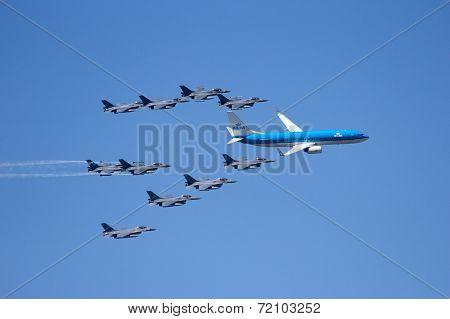 Klm Boeing F-16
