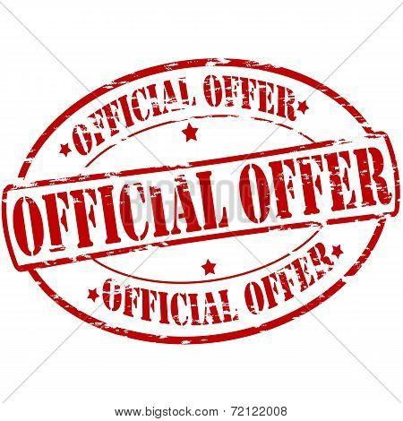 Official Offer