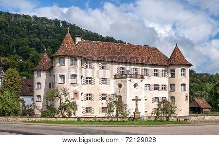 Moated castle Glatt, Germany