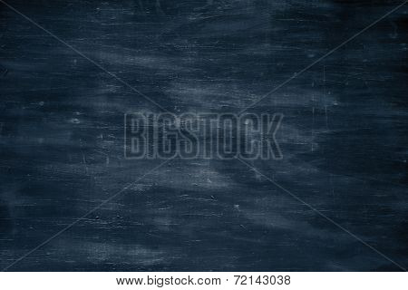 Blue Textured Wooden Background