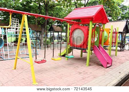 Colorful Playground
